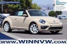 2019 Volkswagen Beetle Convertible Final Edition SEL