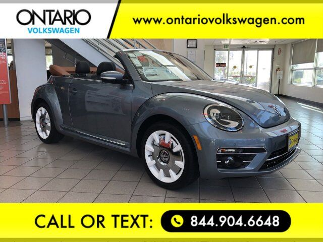 2019 Volkswagen Beetle Convertible Final Edition SEL Ontario CA