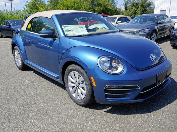 2019 Volkswagen Beetle Convertible S Auto Pittsfield MA