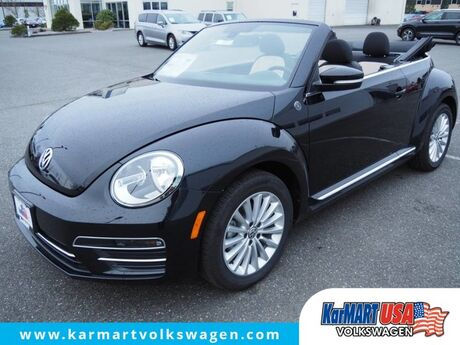 2019 Volkswagen Beetle Convertible S Burlington WA