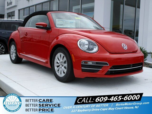 2019 Volkswagen Beetle Convertible S South Jersey NJ