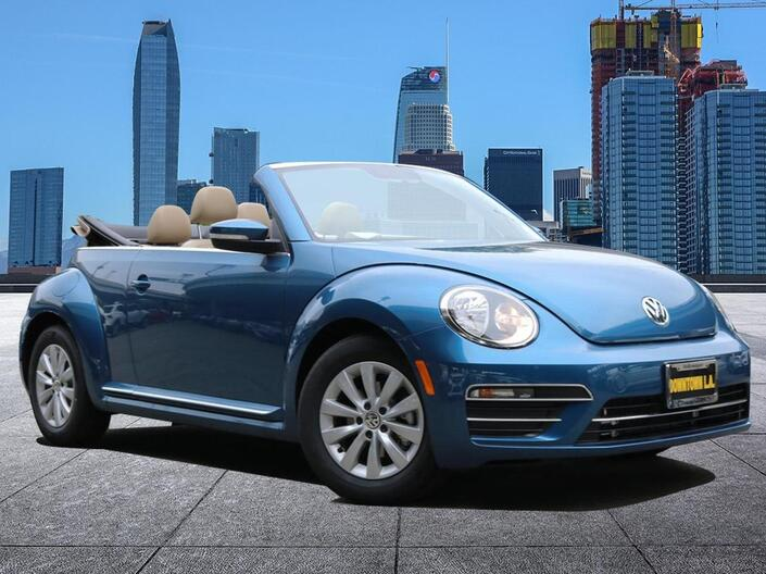 2019 Volkswagen Beetle Convertible S Los Angeles CA