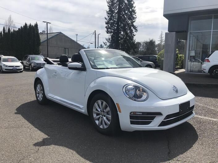 2019 Volkswagen Beetle Convertible S McMinnville OR