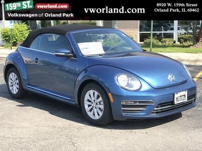 2019_Volkswagen_Beetle Convertible_S_ Orland Park IL