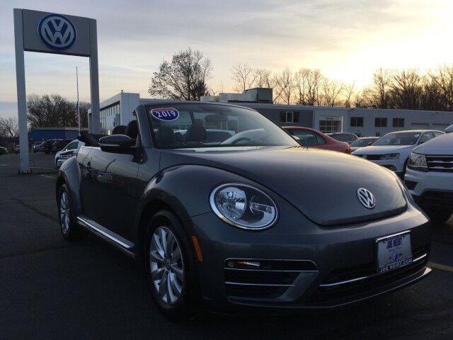 2019 Volkswagen Beetle Convertible S Ramsey NJ