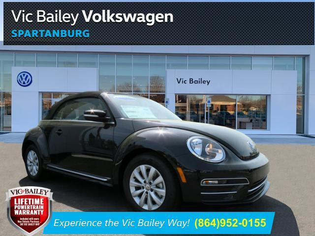 2019 Volkswagen Beetle Convertible S Spartanburg SC