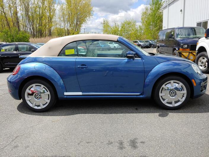 2019 Volkswagen Beetle Convertible SE Auto Pittsfield MA