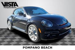 2019_Volkswagen_Beetle Convertible_SE_ Coconut Creek FL