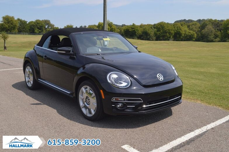 2019 Volkswagen Beetle Convertible SE Franklin TN