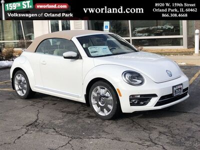 2019_Volkswagen_Beetle Convertible_SE_ Orland Park IL