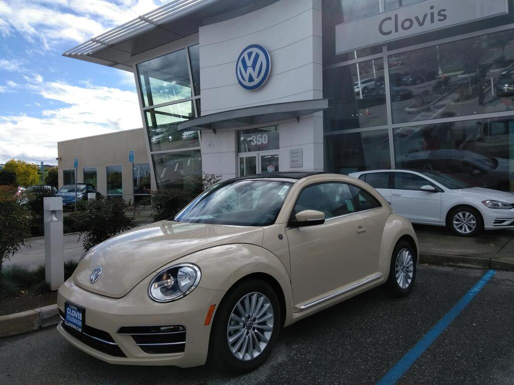2019 Volkswagen Beetle Final Edition SE Clovis CA