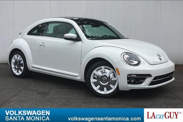 2019_Volkswagen_Beetle_Final Edition SEL Auto_ Santa Monica CA