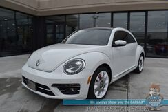 2019_Volkswagen_Beetle_Final Edition SEL / Automatic / Heated Seats / Fender Speakers / Navigation / Sunroof / Blind Spot Alert / Bluetooth / Back Up Camera / 33 MPG / Only 11k Miles / 1-Owner_ Anchorage AK