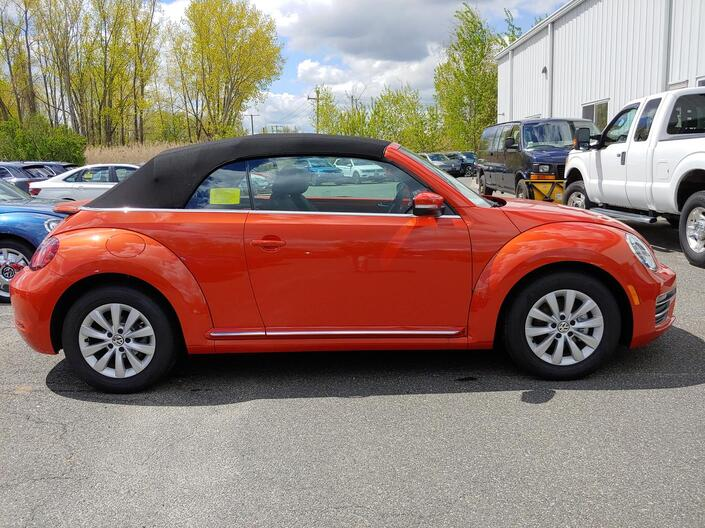 2019 Volkswagen Beetle S Auto Pittsfield MA