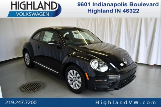 2019 Volkswagen Beetle S Highland IN
