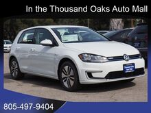 2019_Volkswagen_E-GOLF_GP SE AUTOMATIC_ Thousand Oaks CA