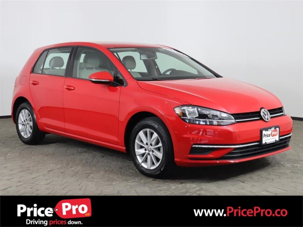 2019 Volkswagen Golf 1.4L Turbo
