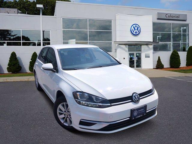 2019 Volkswagen Golf 1.4T S Auto Westborough MA