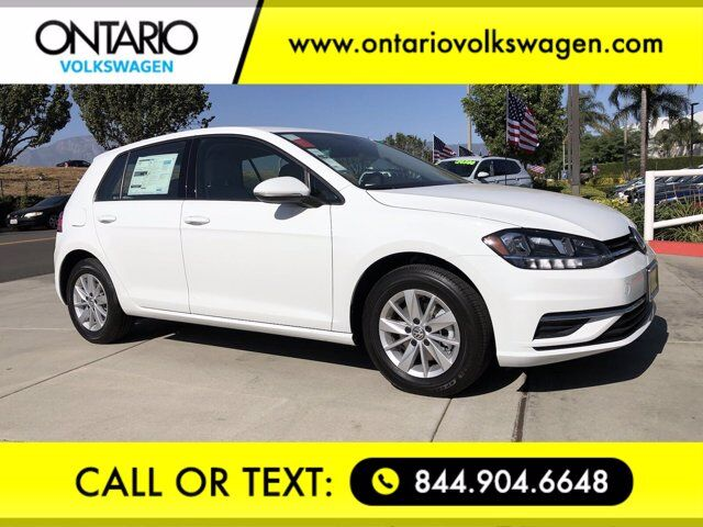 2019 Volkswagen Golf 1.4T S Manual Ontario CA