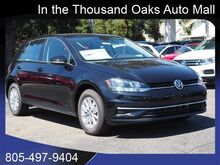 2019_Volkswagen_Golf_1.4T S_ Thousand Oaks CA
