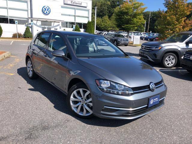 2019 Volkswagen Golf 1.4T SE Auto Westborough MA