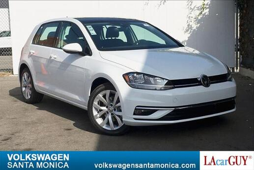 2019 Volkswagen Golf 1.4T SE Manual Santa Monica CA