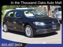 2019_Volkswagen_Golf_1.4T SE_ Thousand Oaks CA