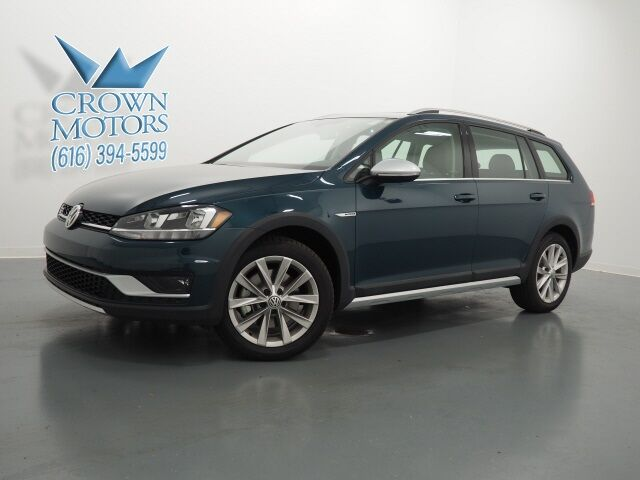 2019 Volkswagen Golf Alltrack 4Motion Holland MI