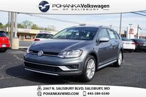 Volkswagen Golf Alltrack 4Motion 2019