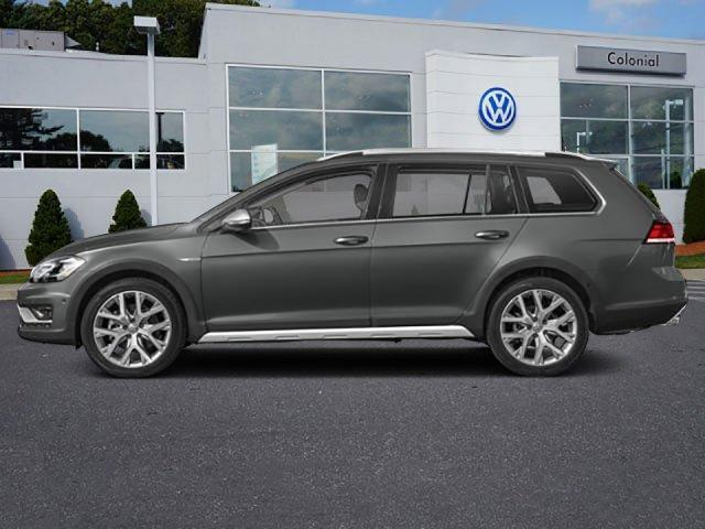 2019 Volkswagen Golf Alltrack 1.8T S Manual Westborough MA