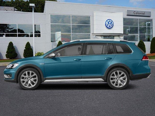2019 Volkswagen Golf Alltrack 1.8T S Manual