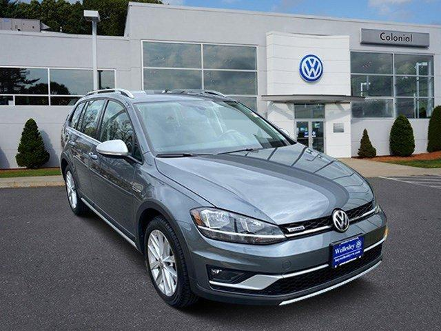 2019 Volkswagen Golf Alltrack 1.8T S Manual Wellesley MA