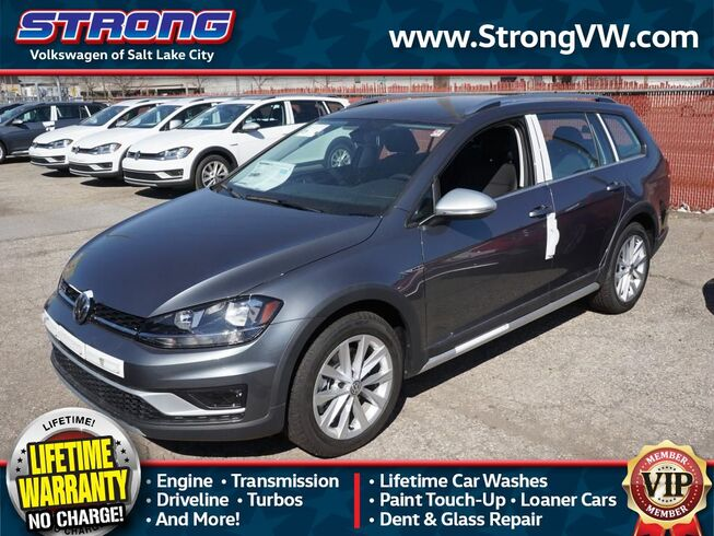 2019 Volkswagen Golf Alltrack 1.8T S Salt Lake City UT