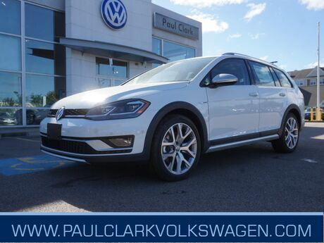 2019 Volkswagen Golf Alltrack 1.8T SE Manual Brockton MA