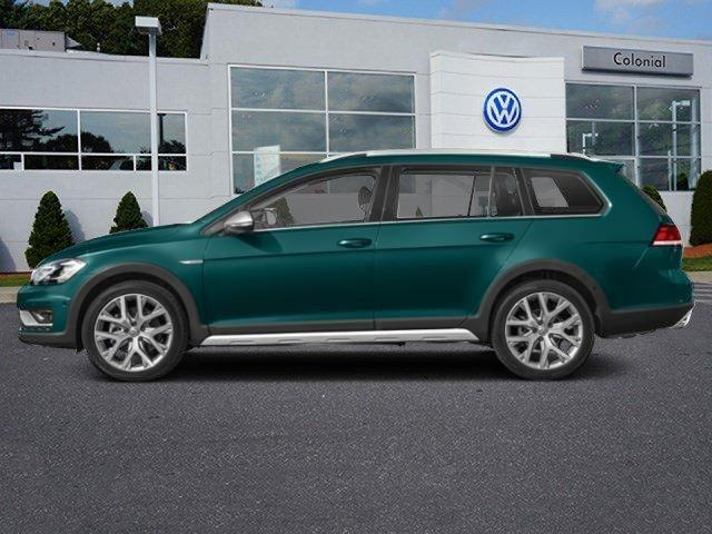 2019 Volkswagen Golf Alltrack 1.8T SE Manual