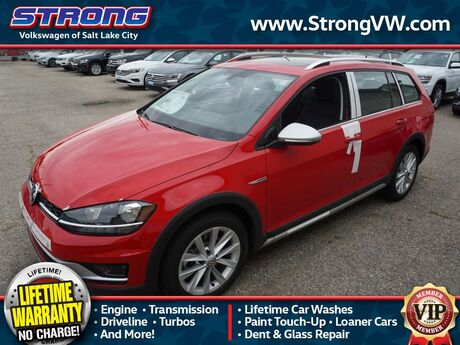 2019 Volkswagen Golf Alltrack 1.8T SE Salt Lake City UT