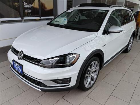 2019 Volkswagen Golf Alltrack 1.8T SEL MANUAL Brookfield WI