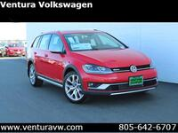 Volkswagen Golf Alltrack 1.8T SEL Manual 2019