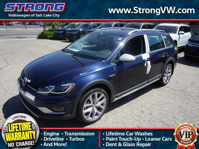 2019 Volkswagen Golf Alltrack 1.8T SEL Salt Lake City UT