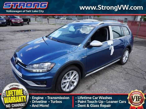 2019_Volkswagen_Golf Alltrack_Alltrack S_ Salt Lake City UT