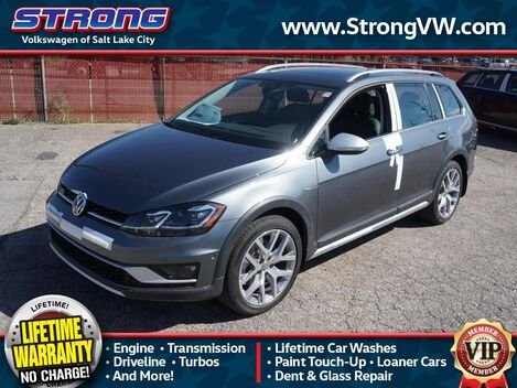 2019_Volkswagen_Golf Alltrack_Manual_ Salt Lake City UT