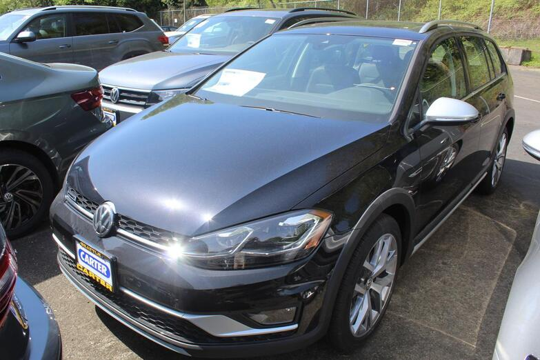 2019 Volkswagen Golf Alltrack SE/6Speed/Dr.Assist Seattle WA