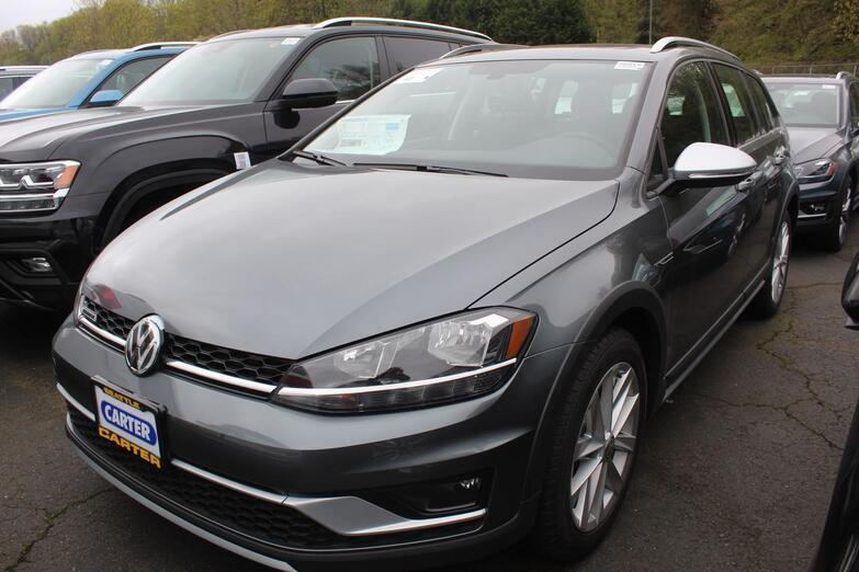 2019 Volkswagen Golf Alltrack SE/6Speed Seattle WA