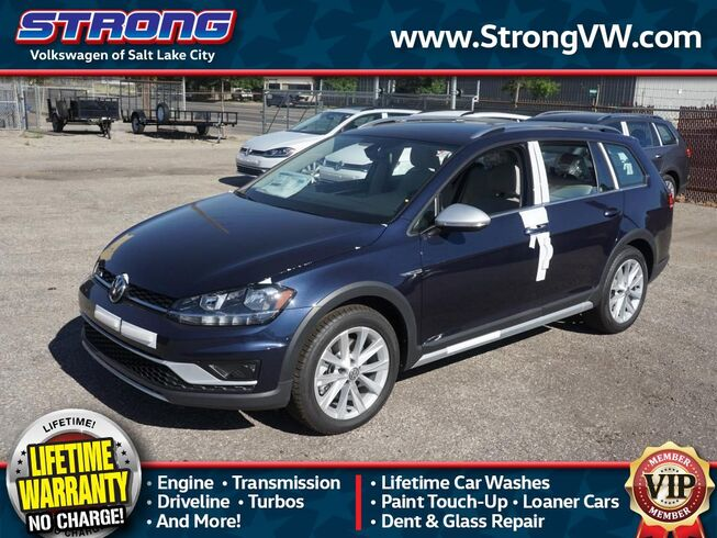 2019 Volkswagen Golf Alltrack SE Salt Lake City UT