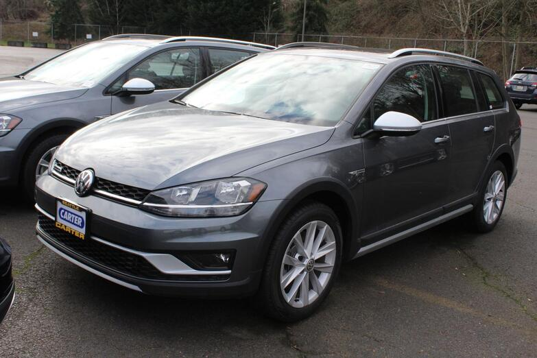 2019 Volkswagen Golf Alltrack SE Seattle WA