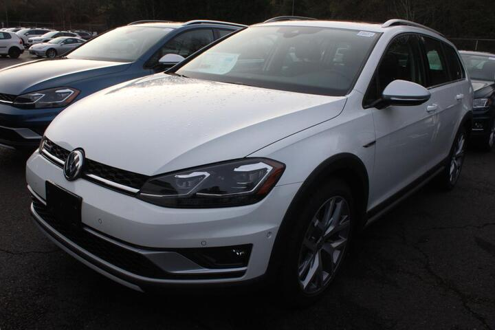 2019 Volkswagen Golf Alltrack SE w/Driver Assist Pkg Seattle WA