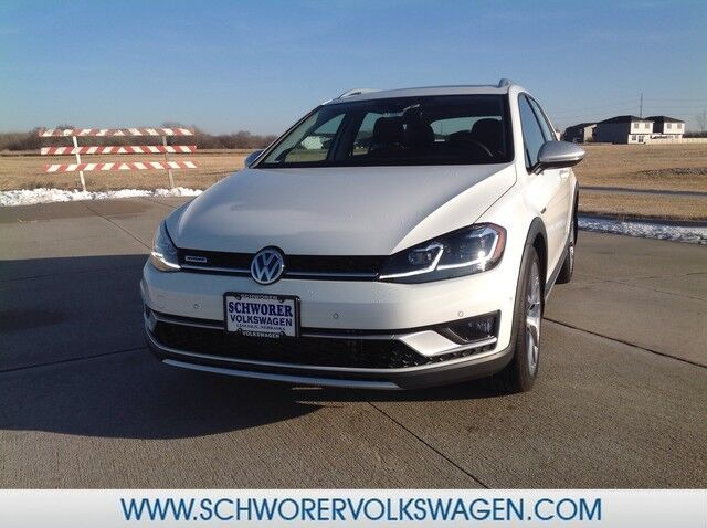 2019 Volkswagen Golf Alltrack SEL 4Motion Automatic Lincoln NE