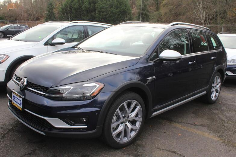 2019 Volkswagen Golf Alltrack SEL Seattle WA
