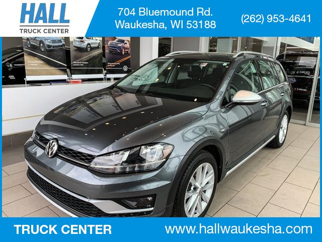 2019 Volkswagen Golf Alltrack TSI S 4Motion Brookfield WI