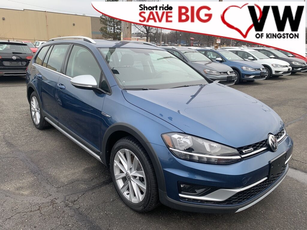 2019_Volkswagen_Golf Alltrack_TSI S 4Motion_ Kingston NY